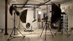 Как открыть фотостудию