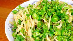 Как готовить спаржу по-корейски