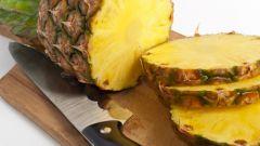 Как выбрать правильно ананас