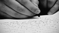 Как написать рассказ
