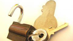 Как вытащить ключ из замка