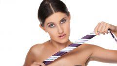 Как завязать галстук женский