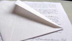 Как подписать конверт на украину