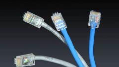 Как подключить интернет-кабель