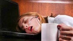 How to overcome sleep