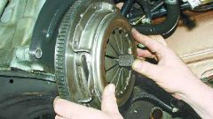 How to change the clutch