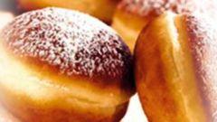 Как готовить классические пончики