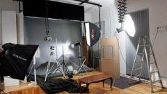 Как снимать в студии