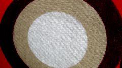 Как связать подушку