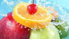 Как украсить фрукты