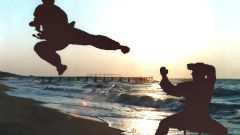 Как научиться карате