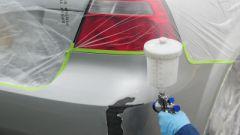 Как покрасить бампер