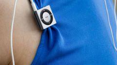 Как загрузить в ipod музыку