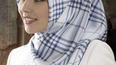 Как сшить платок