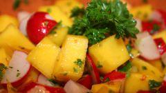 Как и с чем едят манго