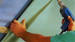 Как крепить гипсокартон: советы строителя