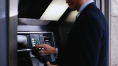 How to put money on the card via ATM