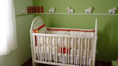 How to assemble a crib