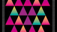Как сделать из бумаги треугольник