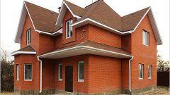 Как сделать кирпичный дом