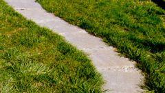 Как сделать дорожки в саду