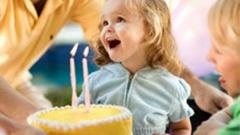 Как провести детский день рождения у себя дома