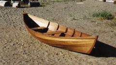 Как сделать деревянную лодку самому