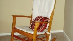 How to make a DIY rocking chair