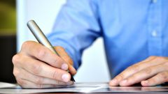 Как подписывать тетради