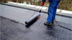 Как сделать крышу на гараже