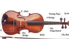 Как сделать скрипку самому