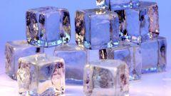 Как сделать горячий лед
