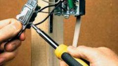 Как поменять проводку в квартире
