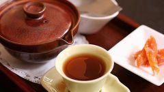 Как заваривать чай пу-эр