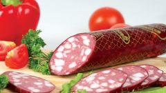 How to keep sausage