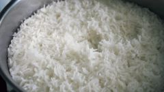 How to rinse rice