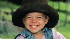 Как рассмешить ребенка