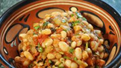How to cook lobio of beans