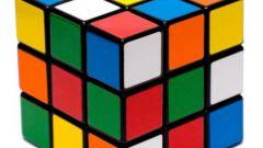 Как собрать крест в кубике рубике
