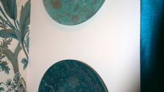 Как повесить тарелку на стену