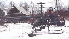 Как построить вертолет