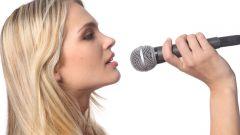 Как натренировать голос