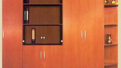 Как отремонтировать шкаф