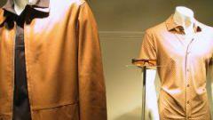 Как погладить кожаную куртку