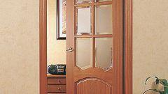 How to change the interior doors