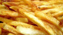 Как поджарить картошку
