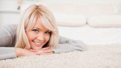 Как мыть ковры