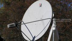 Как подключить спутниковую антенну