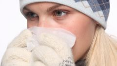Как греть нос