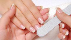Как придать ногтям правильную форму